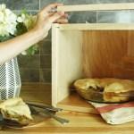 DIY Cake & Pie Carrier Box