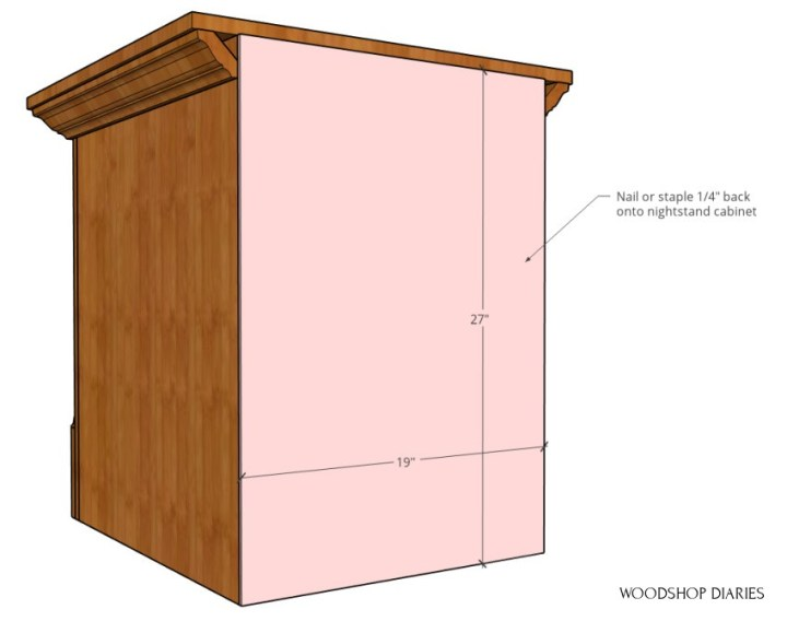 Back panel dimensions for dog crate