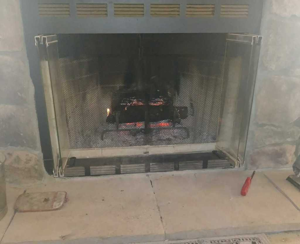 How To Put Out A Fireplace Fire