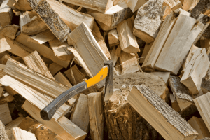 How To Split Wood By Hand