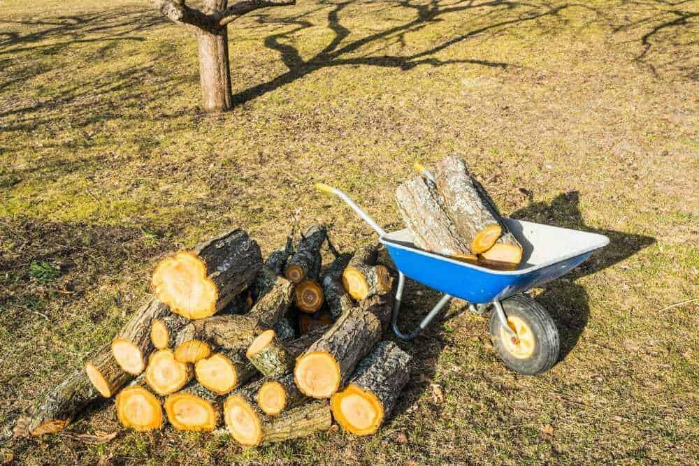 Apple Firewood