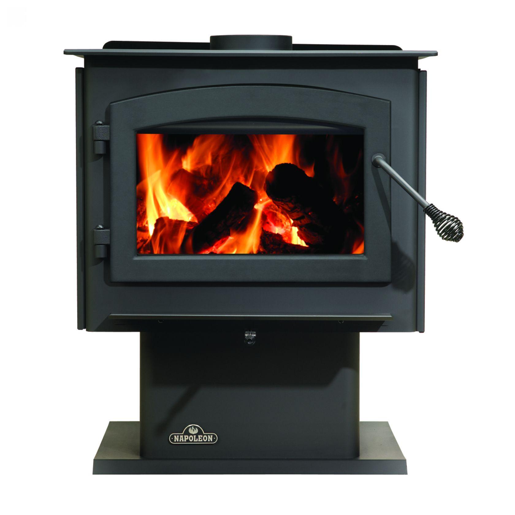 Majestic Fireplaces Wood Burning Fireplace