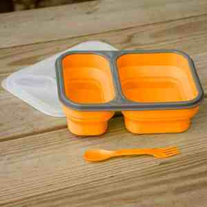 ust FlexWare Mess Kit, Orange