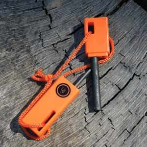 SparkForce Fire Starter, Orange