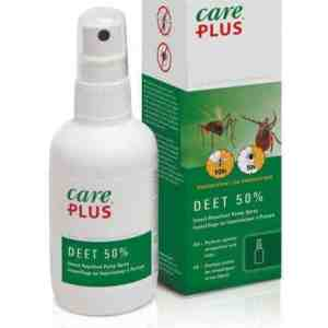 Insect Repellent and Sun Protection