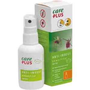 care plus anti insect sensitive icaridin spray