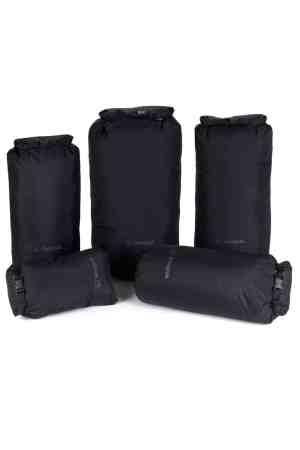 SnugPak Dri-Saks Black (Various sizes)