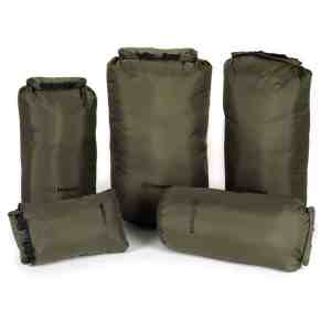 SnugPak Dri-Saks Olive (Various sizes)