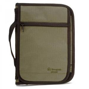 Snugpak Grab A5 - Olive Document travel folder