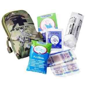 Kombat UK Small First Aid Kit - BTP