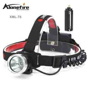 Alone Fire Camping, Hiking, Fishing head torch