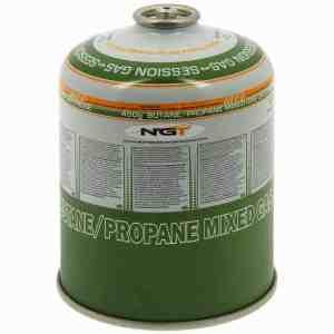 NGT 450g Butane / Propane Gas Canister Fits Jetboil / MSR