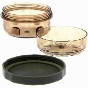 NGT Glug Pot with Dip Tray (Small)