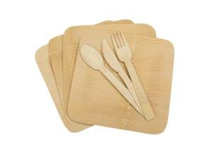 UST Bamboo Dinner Set ( 16pc)