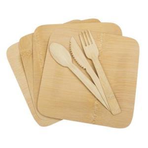 UST Bamboo Dinner Set ( 16pc)