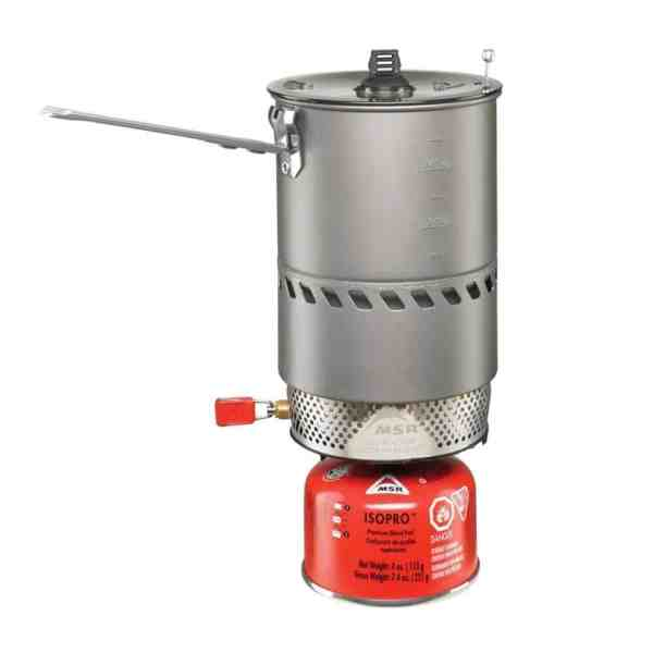 MSR Reactor® Stove Systems 1.0L