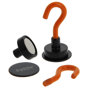 NGT Bivvy Hooks - Magnetic Twin Pack