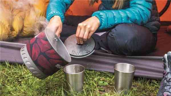 Robens Turbo Cooking pot Camping