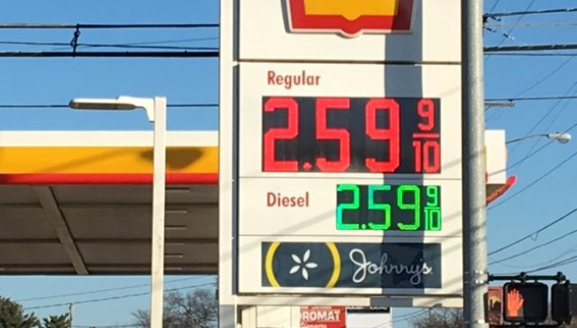 Grand Rapids Gas Prices >> Higher Fuel Vehicle Taxes Start In Michigan