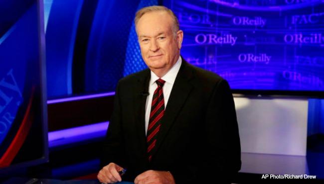 Bill O'Reilly Fox News channel AP 041217_320293