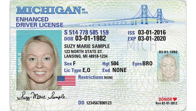 Michigan issuing new driver's licenses starting Monday