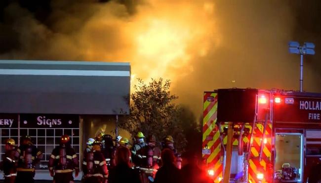Holland Township Fire 112017_436369