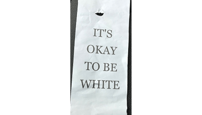 its okay to be white message grand haven 111317_432885