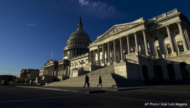 Congress taxes AP 120417_442684