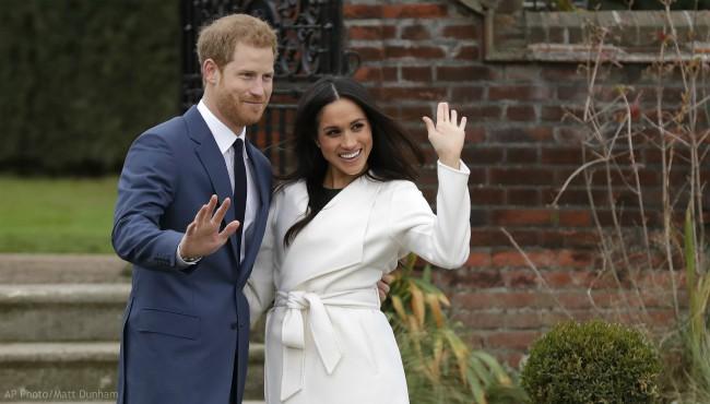 Meghan Markle Prince Harry 112717_439414