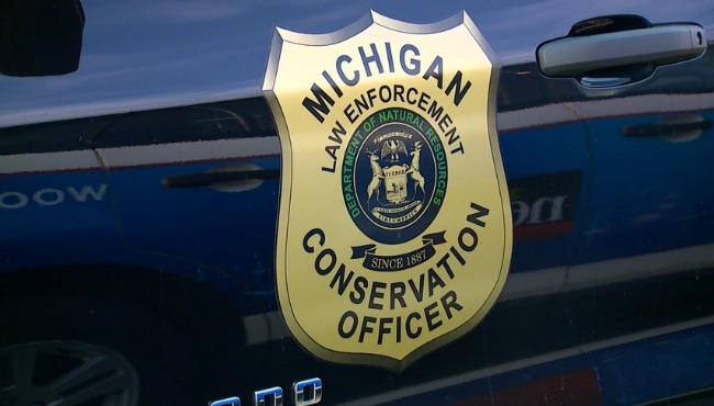 Officers bust scofflaw for poaching fish in lake   WOODTV com