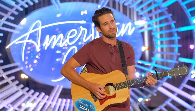 American Idol audition goes viral: dreamboat Trevor Holmes
