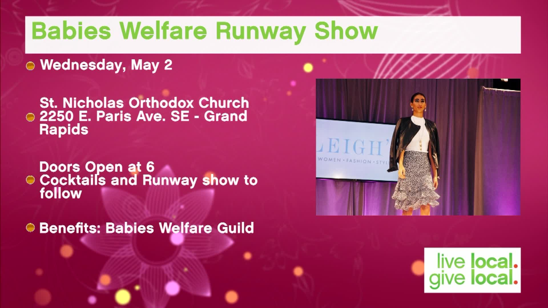 Baby Wellfare Guild Runway show_65179