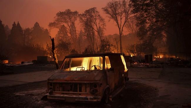 northern california fire 110818