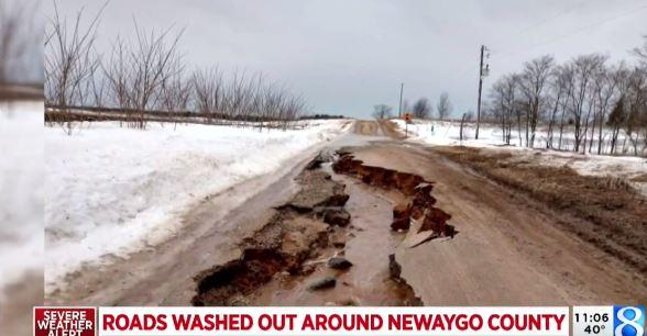 Road washout Newaygo County 12 mi and maple road_1552633659767.JPG.jpg