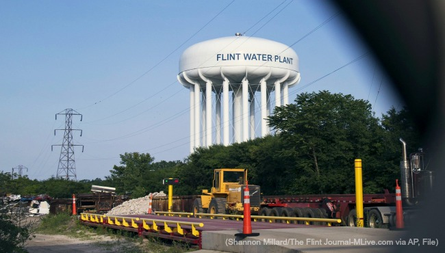generic flint water tower 2017