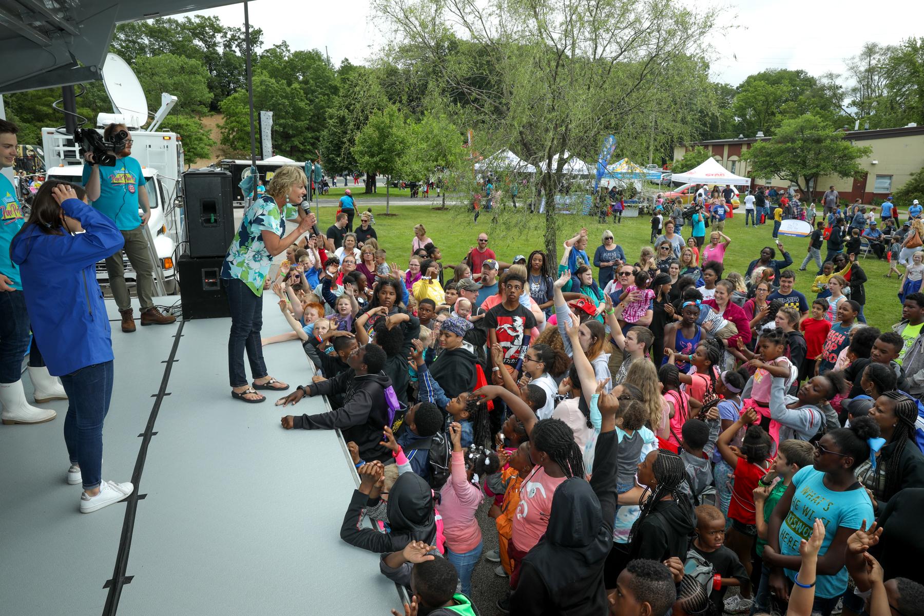 Maranda Park Party Smith-Ryerson Park