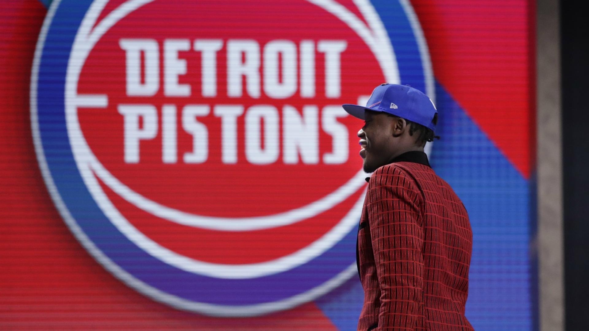 Detroit Pistons draft Sekou Doumbouya