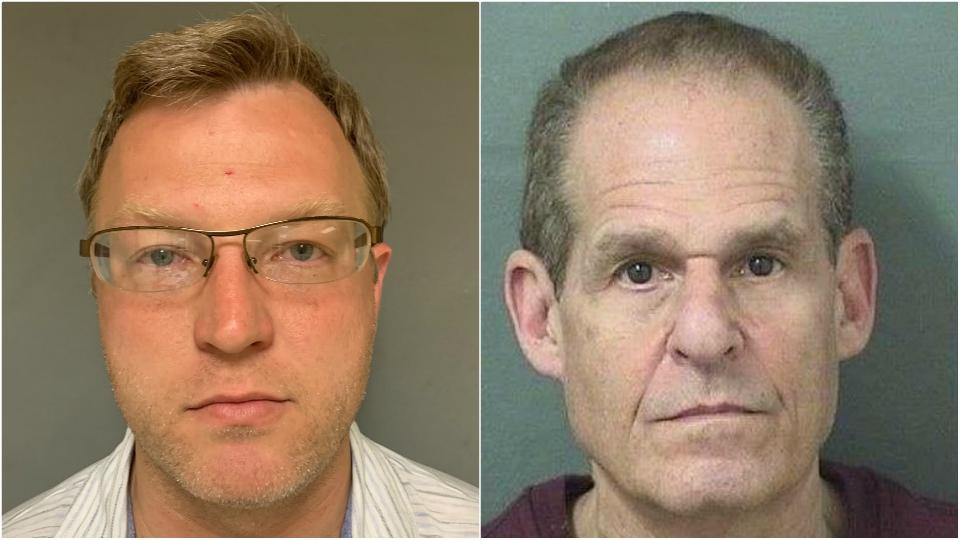 William McKibbin III and Mark Weiner