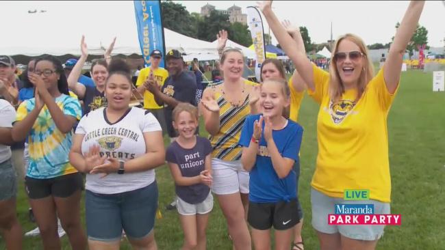 Battle Creek Park Party