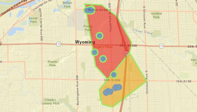 Squirrel causes power outage in Kent County | WOODTV com