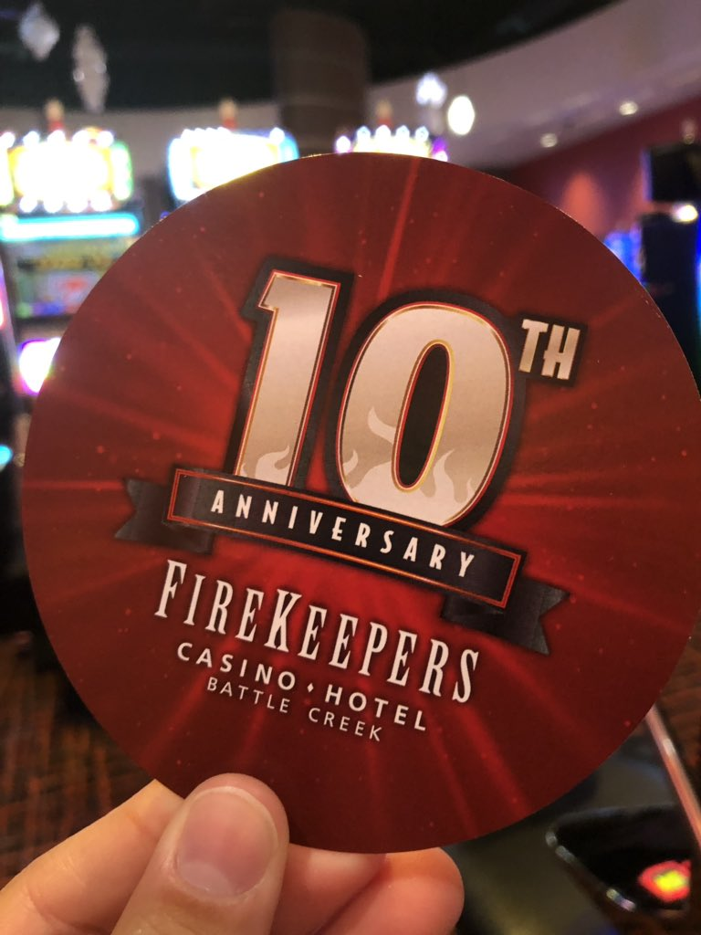 Firekeepers to celebrate ten years of winning with more than $1