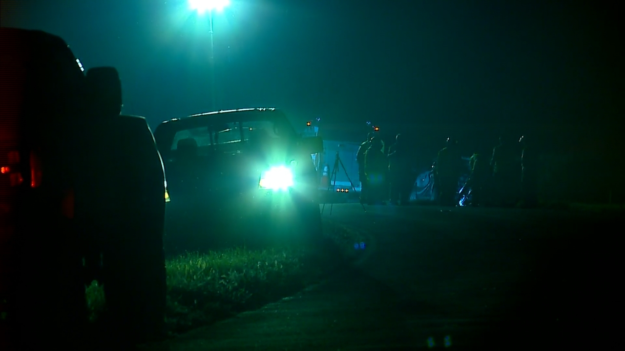 maple valley township masters road crash