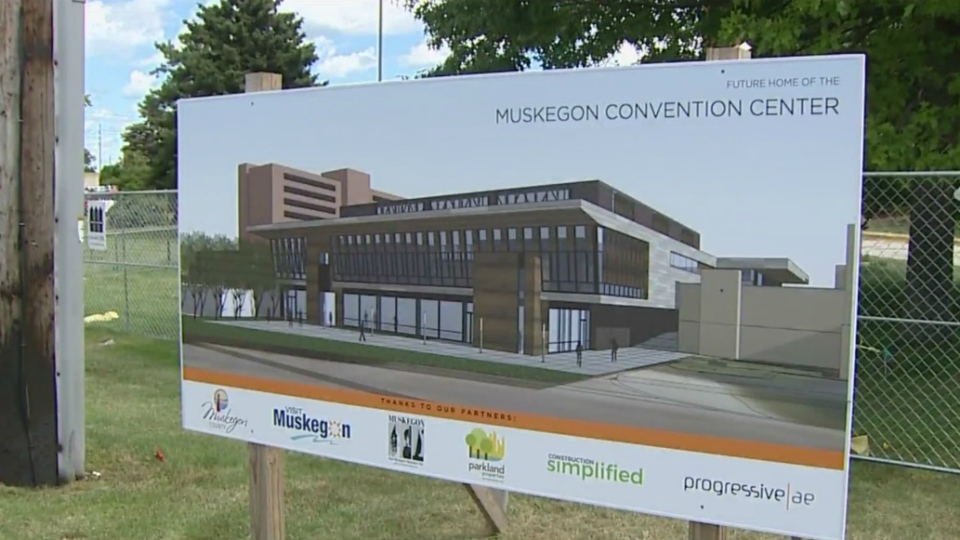 muskegon convention center