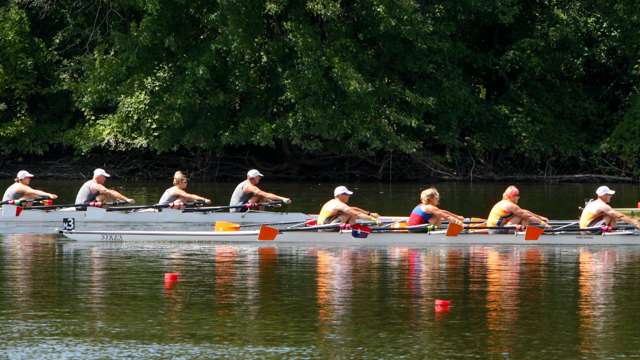 USRowing Masters National Championships