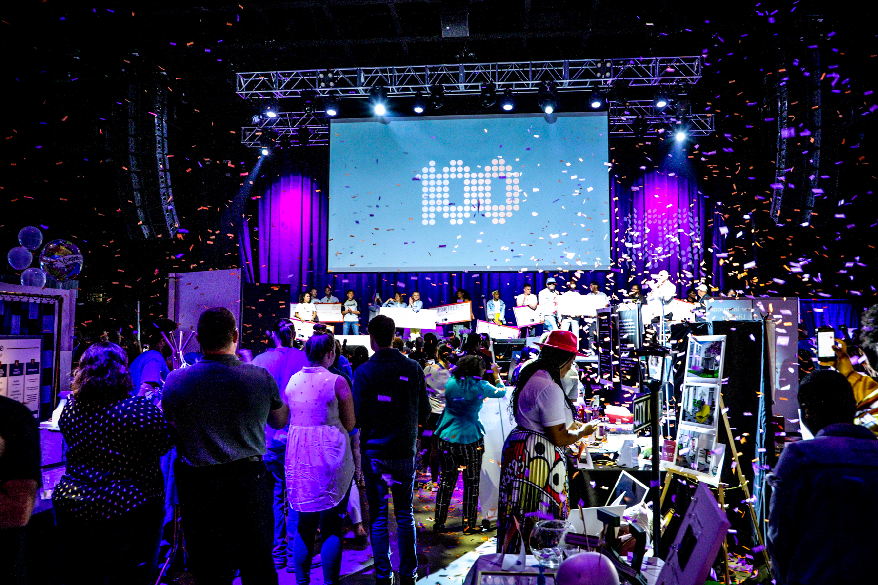 100 demo day