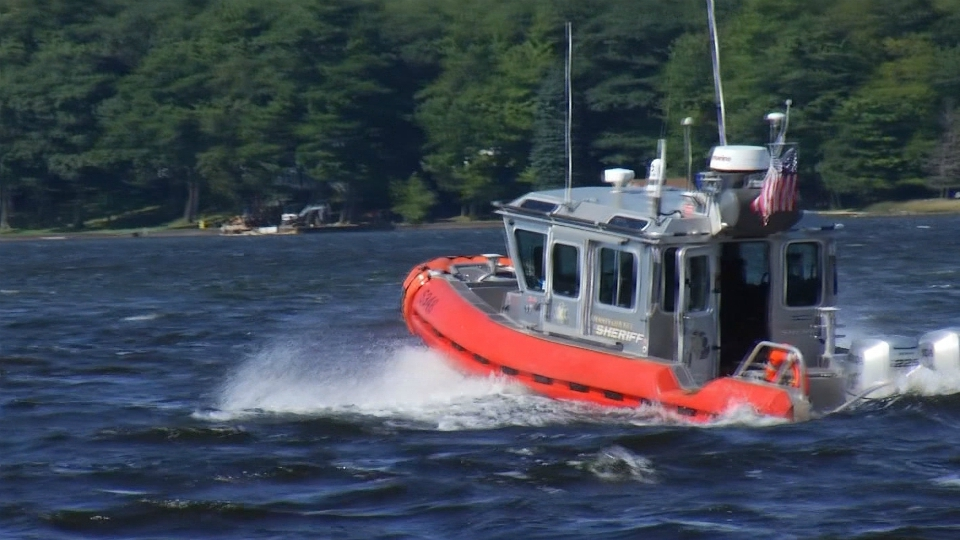 mason county hamlin lake body search