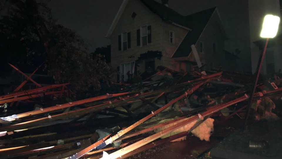 Tens of thousands without power after Wednesday storm