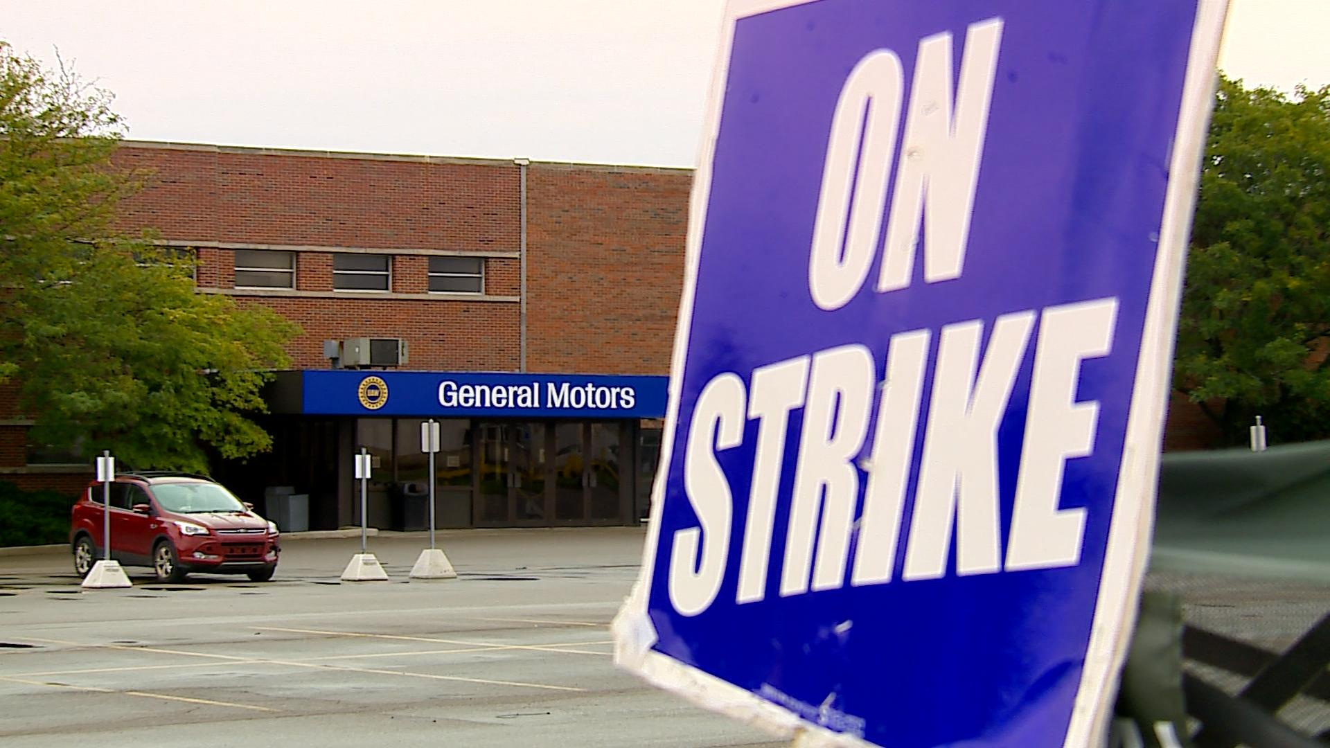 general motors wyoming uaw strike