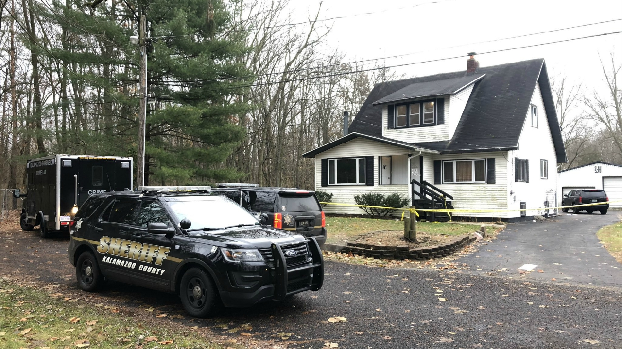 comstock township home invasion scene