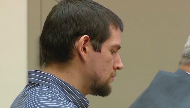Seth Welch in court Wednesday, Jan. 22, 2020.